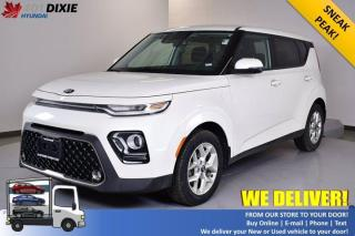 Used 2020 Kia Soul EX for sale in Mississauga, ON