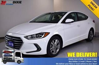 Used 2018 Hyundai Elantra SEDAN for sale in Mississauga, ON