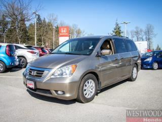 Used 2010 Honda Odyssey EX-L for sale in Port Moody, BC