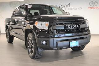 Used 2017 Toyota Tundra 4x4 CrewMax SR5 Plus 5.7 6A for sale in Richmond, BC