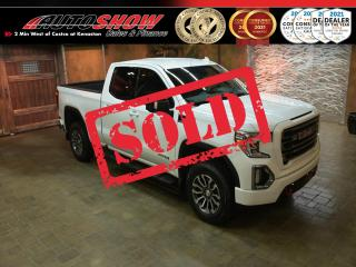Used 2019 GMC Sierra 1500 AT4 - Htd & AC Lthr Buckets, Nav, Bose, ONLY 17K !! for sale in Winnipeg, MB
