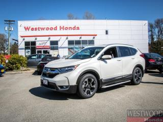 Used 2018 Honda CR-V Touring for sale in Port Moody, BC