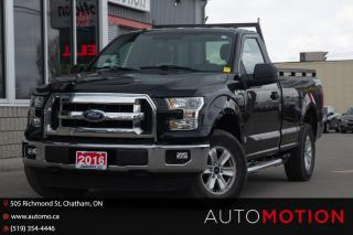 Used 2016 Ford F-150 4X4 XLT - NO ACCIDENTS for sale in Chatham, ON