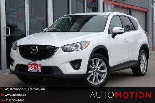 Used 2015 Mazda CX-5 GT for sale in Chatham, ON