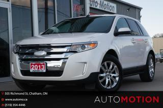 Used 2013 Ford Edge SEL for sale in Chatham, ON
