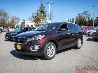 Used 2016 Kia Sorento LX for sale in Port Moody, BC