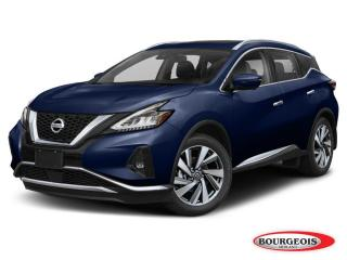 New 2021 Nissan Murano SL for sale in Midland, ON