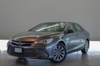 Used 2017 Toyota Camry HYBRID LE CVT for sale in Langley City, BC