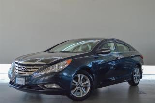 Used 2013 Hyundai Sonata Limited at for sale in Langley City, BC