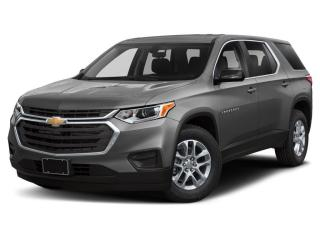 New 2021 Chevrolet Traverse LS for sale in Brockville, ON