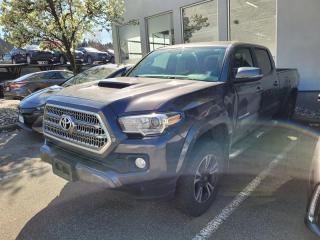 Used 2016 Toyota Tacoma 4x4 Double Cab V6 SR5 6A for sale in Port Moody, BC
