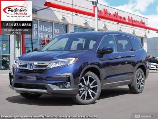 New 2021 Honda Pilot TOURING 8-PASSENGER for sale in Sudbury, ON