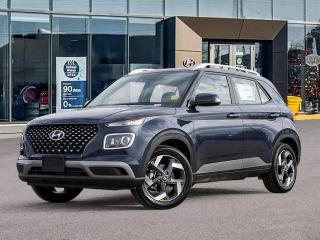 New 2021 Hyundai Venue Ultimate for sale in Halifax, NS