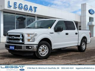 Used 2016 Ford F-150 XLT for sale in Stouffville, ON