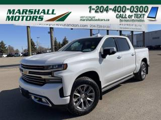 Used 2019 Chevrolet Silverado 1500 High Country for sale in Brandon, MB