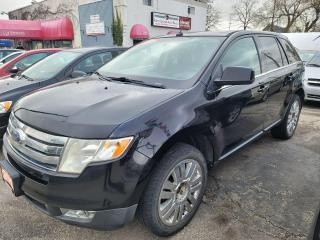 Used 2009 Ford Edge Limited for sale in Milton, ON