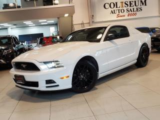 Used 2014 Ford Mustang V6-AUTOMATIC-18 INCH BLACKED OUT WHEELS-WE FINANCE for sale in Toronto, ON