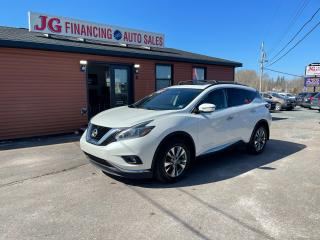 Used 2018 Nissan Murano SV for sale in Millbrook, NS