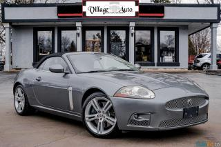 Used 2007 Jaguar XK XKR for sale in Ancaster, ON