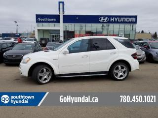 Used 2007 Mercedes-Benz ML-Class AMG/503HP/LEATHER/SUNROOF/LOADED for sale in Edmonton, AB