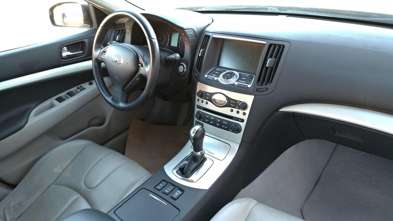 2008 Infiniti G35X