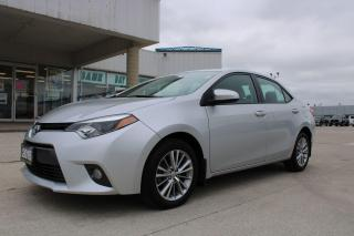 Used 2015 Toyota Corolla LE for sale in Tilbury, ON