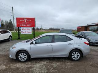 Used 2014 Toyota Corolla CE for sale in London, ON