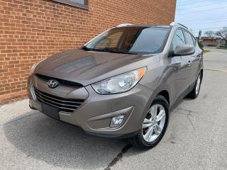 Used 2012 Hyundai Tucson 4WD, LEATHER, GLS/SAFETY AND WARRANTY for sale in Oakville, ON