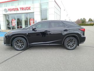 Used 2017 Lexus RX 350 F Sport Package Series 2 for sale in North Temiskaming Shores, ON