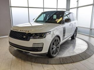 Used 2021 Land Rover Range Rover PAYMENTS STARTING FROM $698 BI-WEEKLY for sale in Edmonton, AB