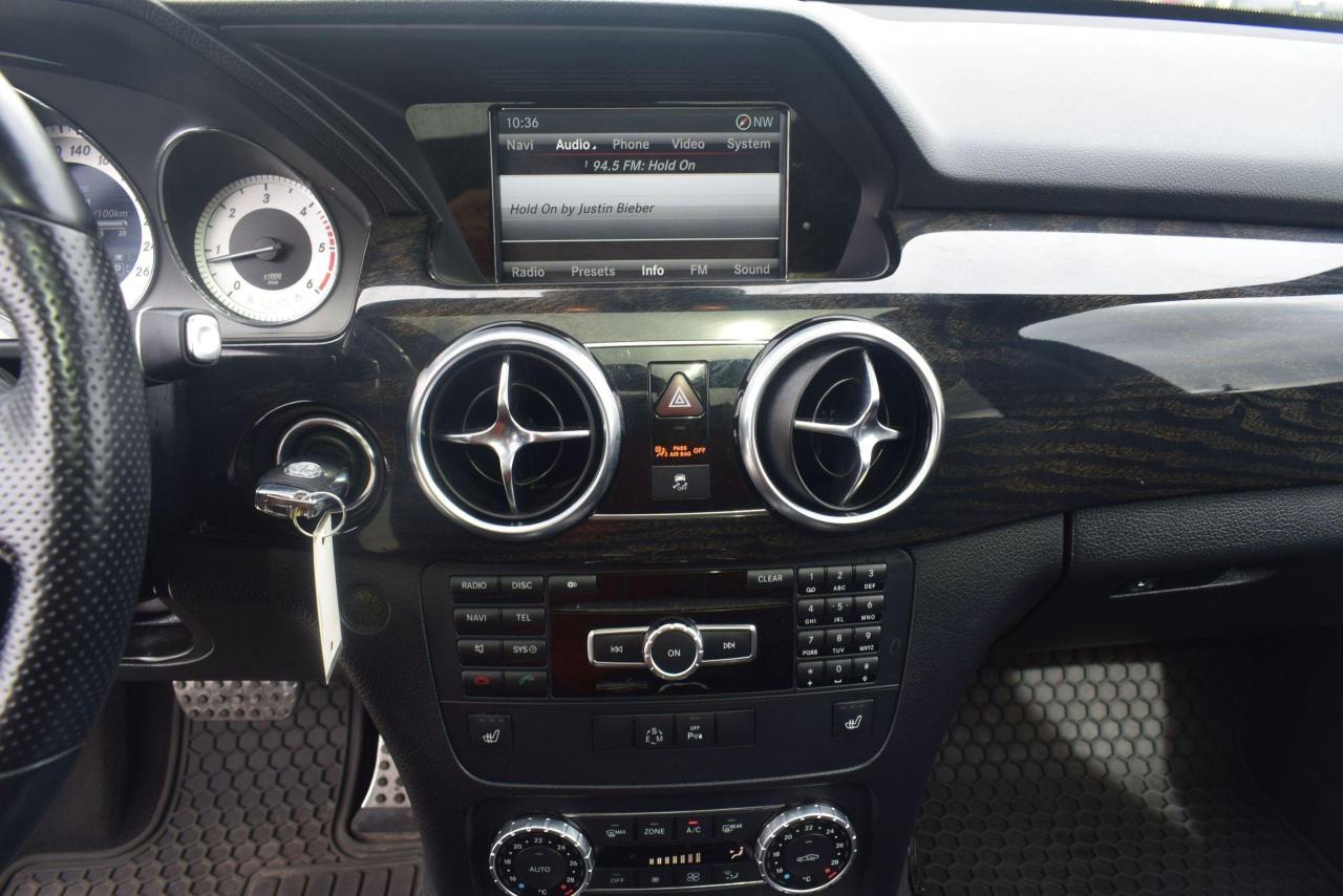 2013 Mercedes-B GLK250 BLUETEC