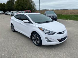 Used 2014 Hyundai Elantra Limited for sale in Waterloo, ON