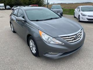 Used 2013 Hyundai Sonata GLS SUNROOF for sale in Waterloo, ON
