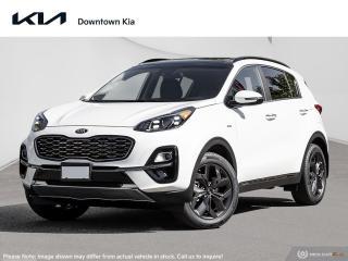 New 2022 Kia Sportage 2.4L EX PREMIUM S AWD for sale in Vancouver, BC