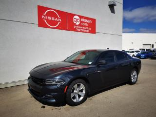 Used 2018 Dodge Charger SXT Plus for sale in Edmonton, AB