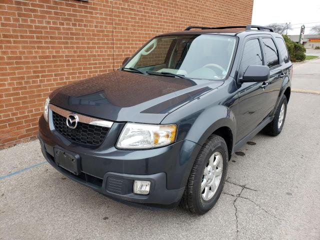 2009 Mazda Tribute 4WD/LEATHER/ONE OWNER/NO ACCIDENTS