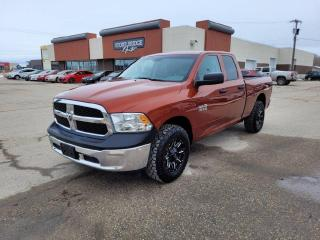 Used 2013 RAM 1500 ST 4x4 Crew Cab Pickup 140.5 in. WB for sale in Steinbach, MB