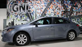 Used 2020 Toyota Corolla LE - low low KMS NO ACCIDENTS NOT PREVIOUS RENTAL for sale in Concord, ON