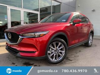 New 2021 Mazda CX-5 GT for sale in Edmonton, AB