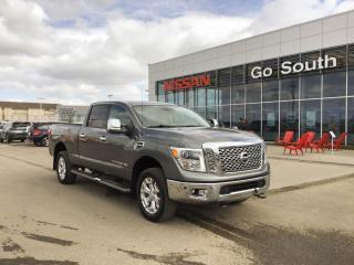 Used 2016 Nissan Titan XD TITAN XD, SL, NAVIGATION for sale in Edmonton, AB