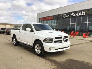 Used 2014 RAM 1500 SPORT, 4X4, LEATHER for sale in Edmonton, AB