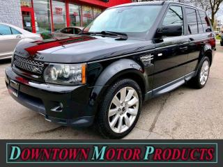 Used 2012 Land Rover Range Rover Sport Supercharged for sale in London, ON