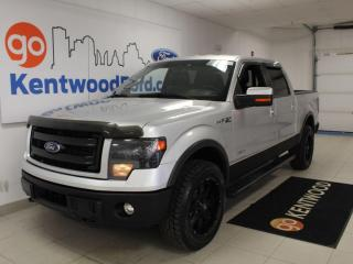 Used 2014 Ford F-150 FX4 | Leather Seats | 3.5L Ecoboost | 20