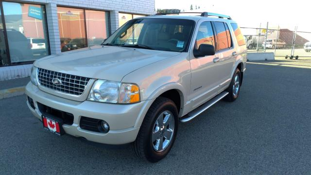 2005 Ford Explorer Limited, 4.6L, Leather, 7 Passenger