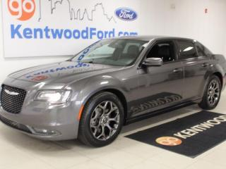 Used 2017 Chrysler 300 300S for sale in Edmonton, AB