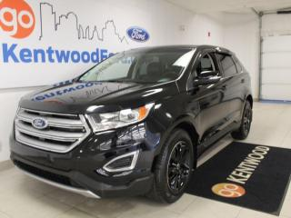 Used 2017 Ford Edge SEL for sale in Edmonton, AB