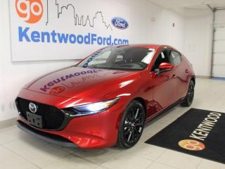 Used 2020 Mazda MAZDA3 Sport GT | Black Wheels | Heated Seats | Leather for sale in Edmonton, AB