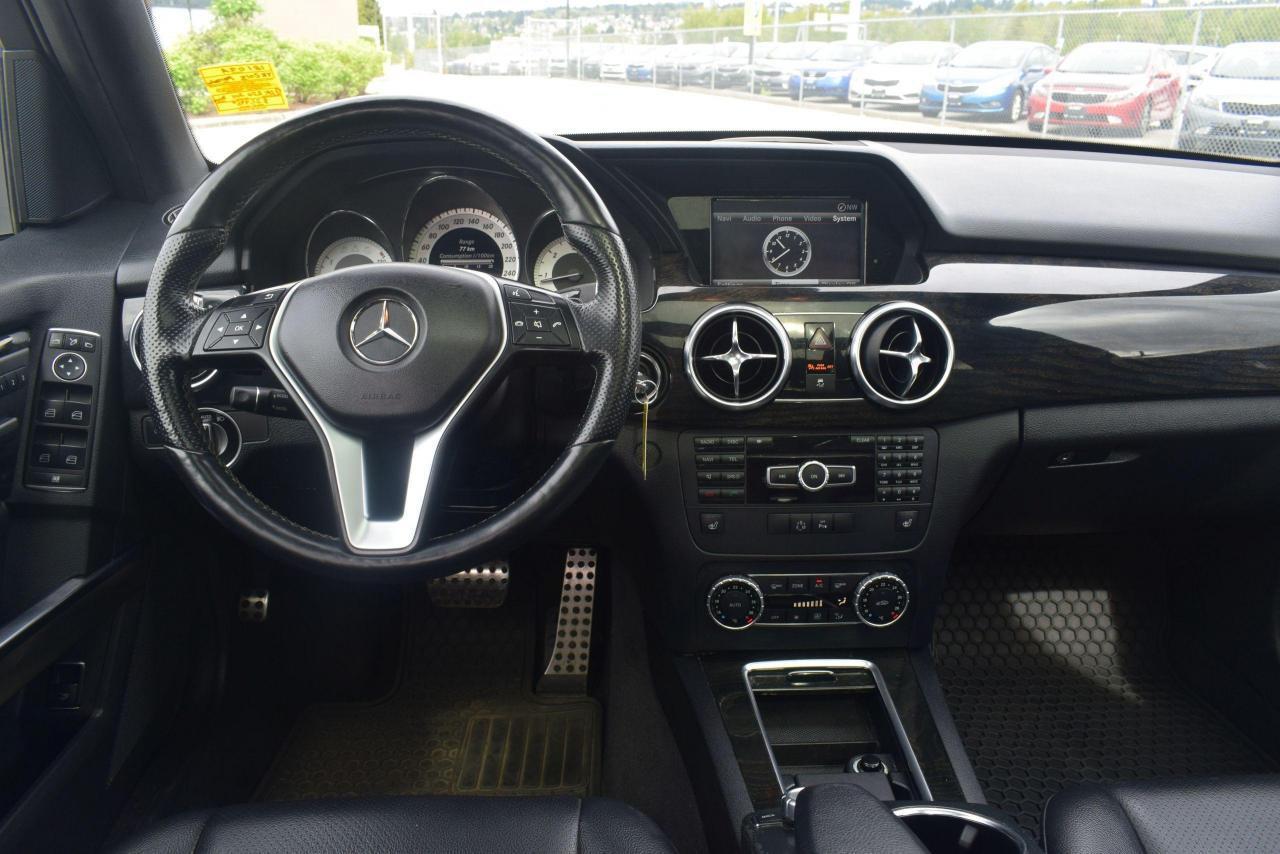 2013 Mercedes-Benz GLK 250