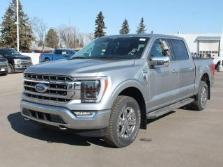 New 2021 Ford F-150 LARIAT | 502a | Chrome | 18s | Co-Pilot Assist | NAV for sale in Edmonton, AB