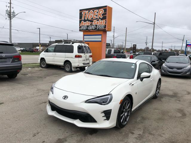2017 Toyota 86 *ONLY 58,000*LOADED*AUTO*EXHAUST*CERTIFIED